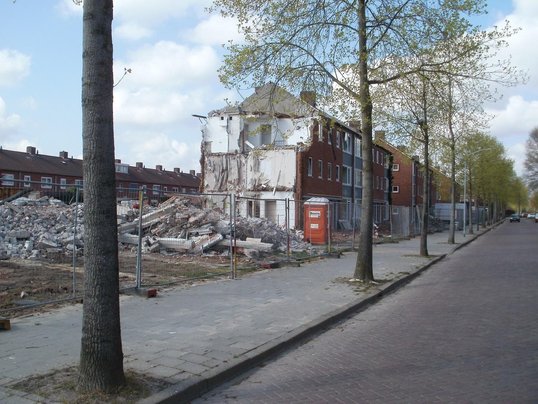 Nieuwbouw woningen Dr. Schaepmanstraat